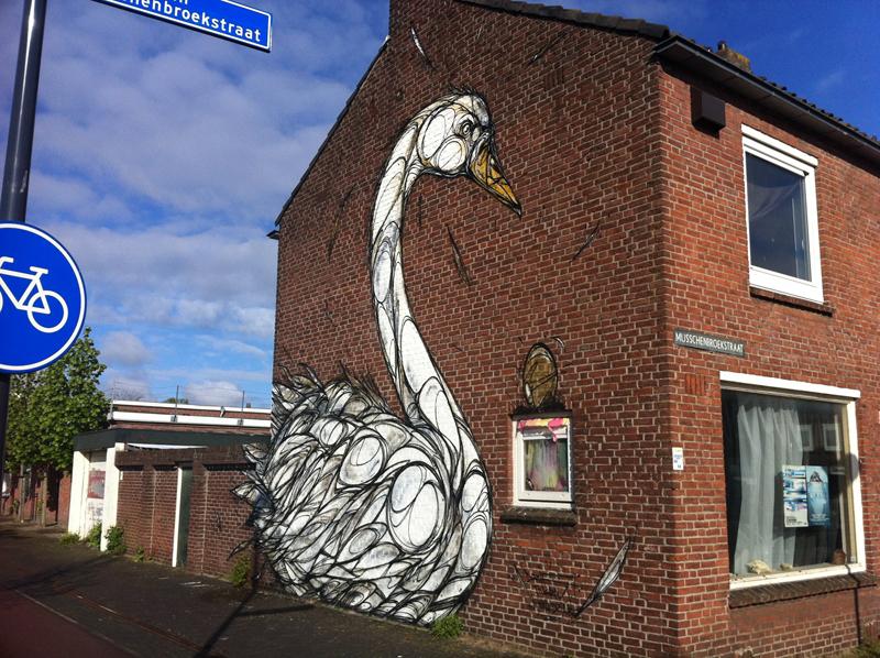 800_mural_dzia_zwaan4_liniestraat