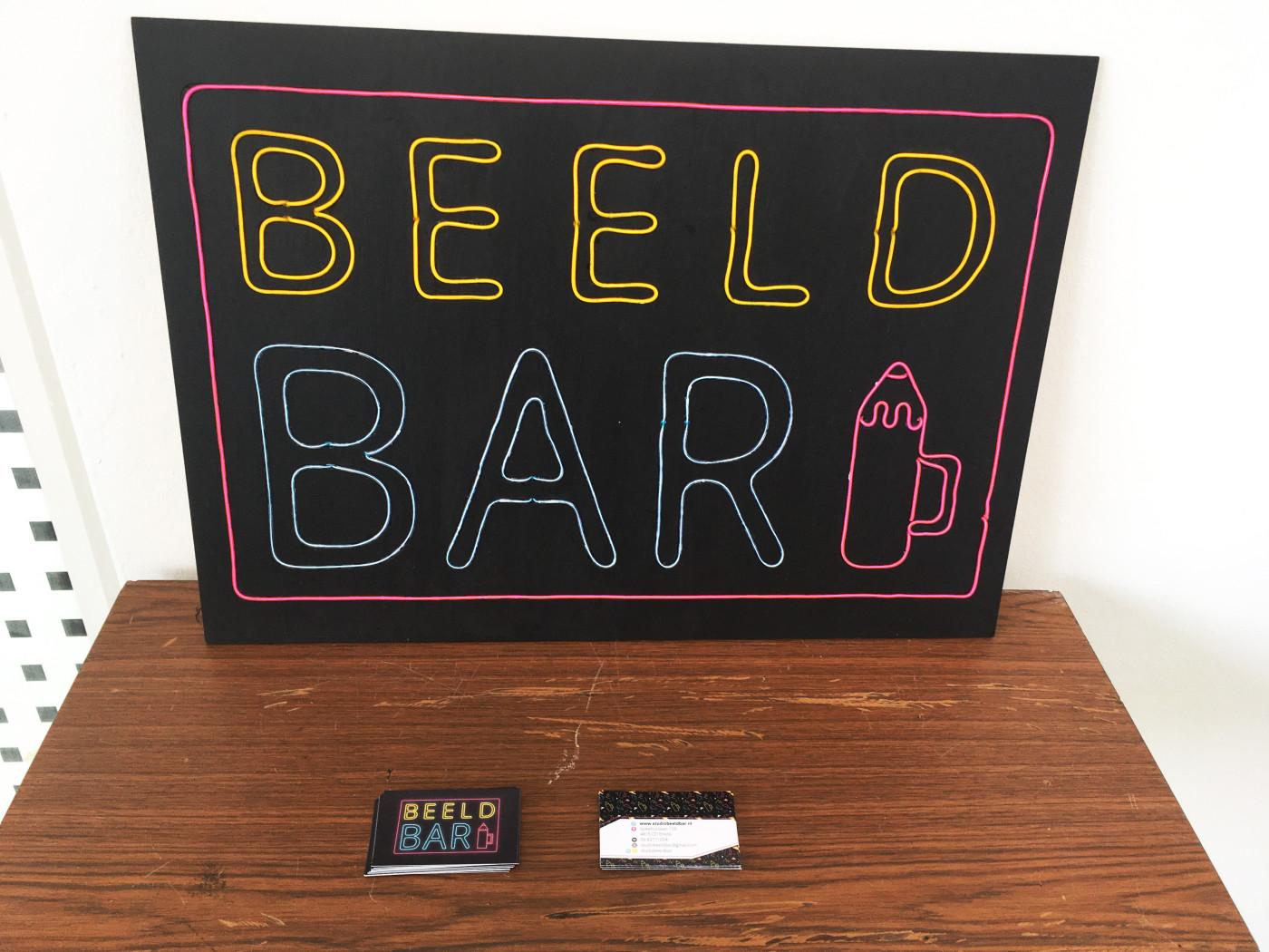 Beeldbar neon